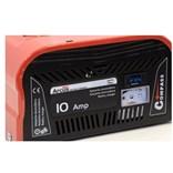 Kovová automatická nabíječka bezúdržbových akumulátorů 12V do 100ah