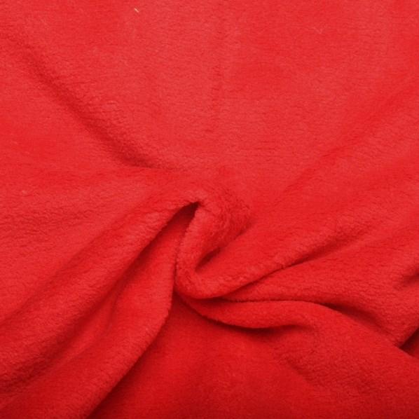 Potahová elastická látka pro čalounění 150x100cm červená