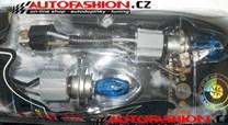 Xenon žárovky H7 5500K 100W do originál patice H7
