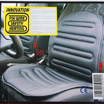 Vyhřívaný potah do auta na 12V Německé kvality