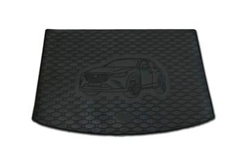 Vana do kufru gumová RIGUM Mazda CX-3 2015- Horní poloha