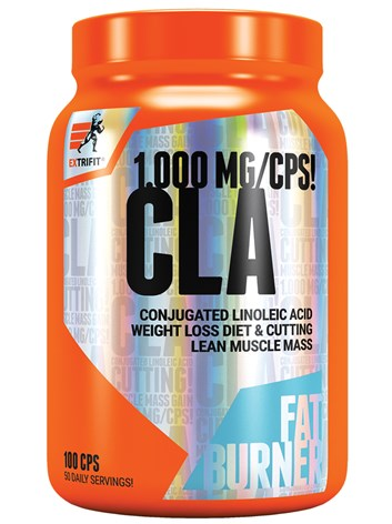 Extrifit CLA 1000 mg 100 cps