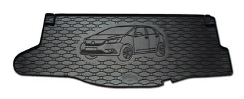 Vana do kufru gumová RIGUM Honda Jazz Hybrid 2020-