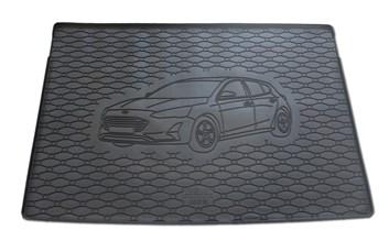 Vana do kufru gumová Ford Focus HB od r.v. 2018 s logem auta
