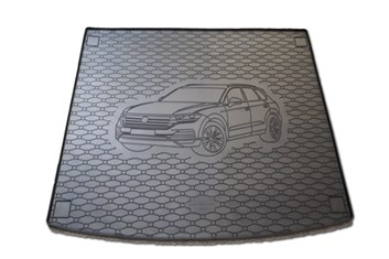 Vana do kufru gumová RIGUM Volkswagen Touareg 2018-