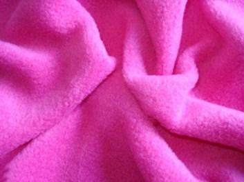 Potahová elastická látka pro čalounění interiéru růžová