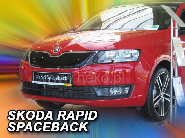 Zimní kryt chladiče Škoda Rapid Spaceback liftback od r.v. 2012