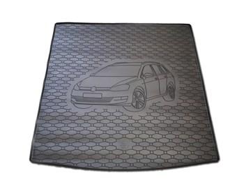 Vana do kufru gumová RIGUM Volkswagen Golf VII Variant (combi) 2013- horní