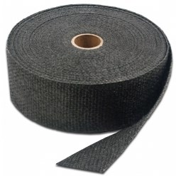 Termo izolační páska 25mm x 15m grafitově černá