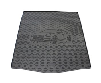 Vana do kufru gumová RIGUM Mazda 6 sedan 2013-