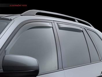 Ofuky oken Škoda Octavia II Combi r.v. 2004-2013 přední+ zadní