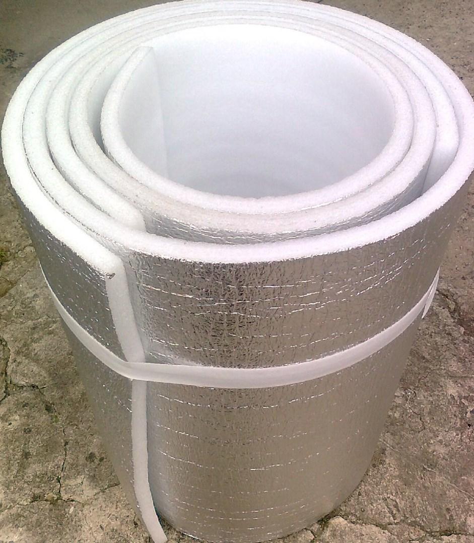 Protihluková a tepelná izolace s ALU fólií - 30 mm