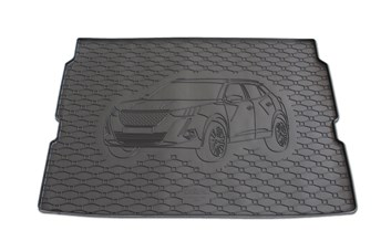 Vana do kufru gumová RIGUM Peugeot 2008 2020-