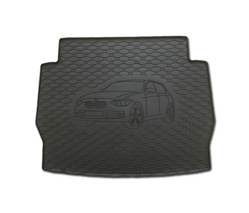 Vana do kufru gumová RIGUM BMW 1 F20 2011-