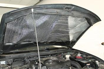 Odhlučnění izolace kapoty motoru zvuková a tepelná 10mm