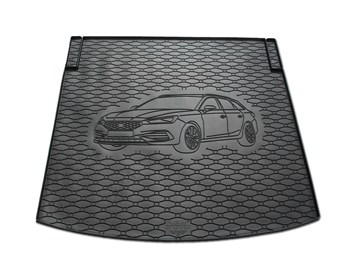 Vana do kufru gumová RIGUM Seat Leon ST (combi) 2020-