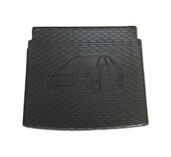 Vana do kufru gumová RIGUM Audi Q3 2019- Horní i dolní poloha