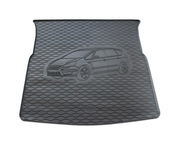 Vana do kufru gumová RIGUM Ford S-max 5 místné 2007-