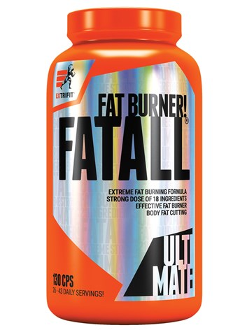 Extrifit Fatall Fat Burner 130 cps