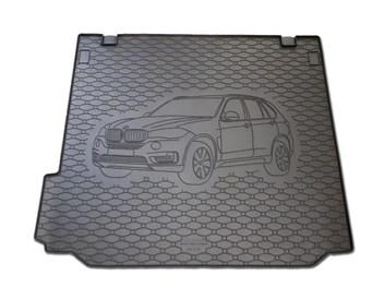 Vana do kufru gumová RIGUM BMW X5 2007-