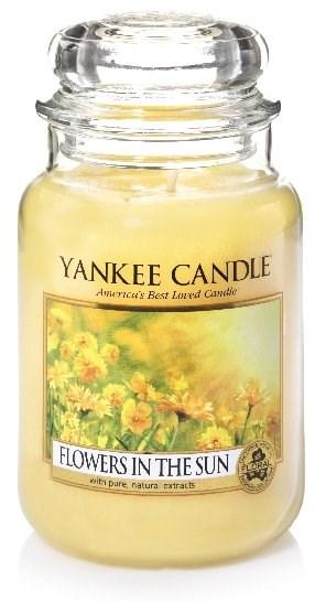 VONNÁ SVÍČKA YANKEE CANDLE FLOWERS IN THE SUN CLASSIC VELKÝ