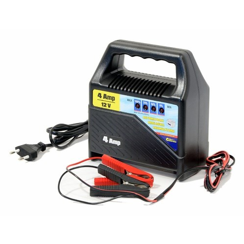 Přenosná automatická nabíječka akumulátorů 12V 8-40Ah