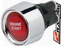 Startovací tlačítko ENGINE START