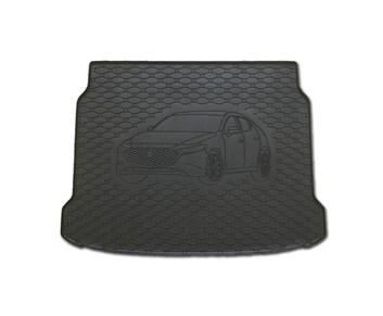 Vana do kufru gumová RIGUM Mazda 3 HB 2019-
