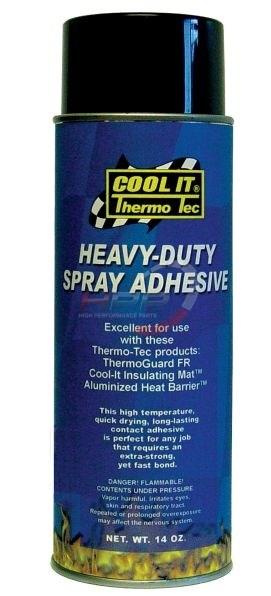 Thermotec - Velmi účinné lepidlo ve spreji odolné teplotám 500ml