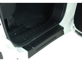 Plastové kryty prahů, Fiat Doblo II, 2010->, van, minivan