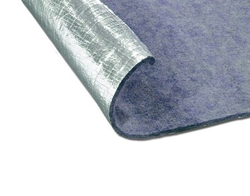 Ohnivzdorný tlumící koberec Thermotec 0,6 x 1,2m