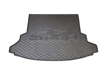 Vana do kufru gumová RIGUM Subaru XV 2018-