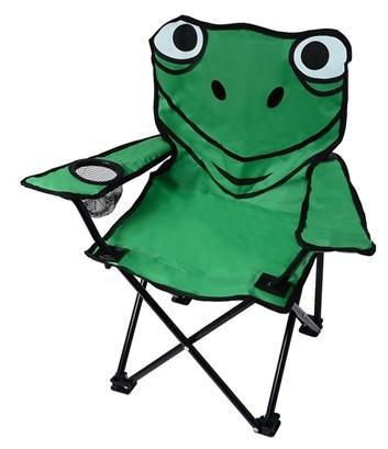 Kempingové křeslo Frog