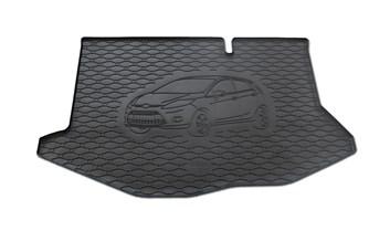 Vana do kufru gumová RIGUM Ford Fiesta Hatchback 2008-