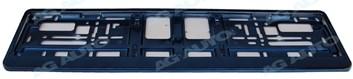 Podložka pod SPZ, rámeček pro SPZ tmavě modrá metalíza 1ks