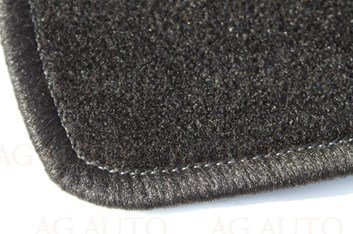 Textilní koberce Premium na míru Škoda Fabia II od r.v. 2007