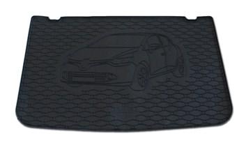 Vana do kufru gumová RIGUM Renault Clio IV Hatchback 2012-