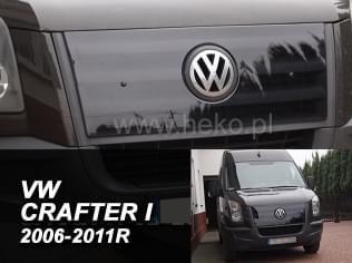 Zimní clona - kryt chladiče, VW Crafter I, 2006-2011