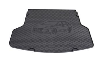Vana do kufru gumová RIGUM Hyundai i30 SW 2019- bez mezipodlahy, oka v bocích