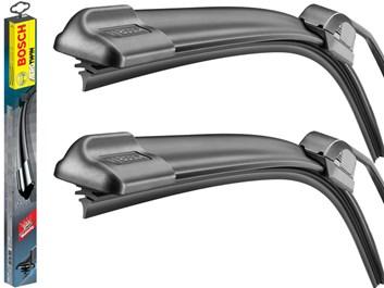 Stěrače BOSCH AeroTwin, sada 65 a 65 cm stírací lišty