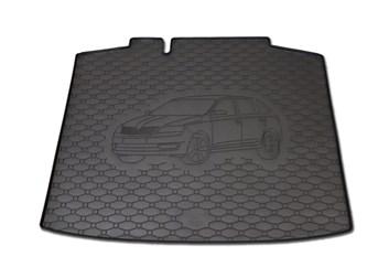 Vana do kufru gumová RIGUM Škoda Rapid Spaceback 2013-