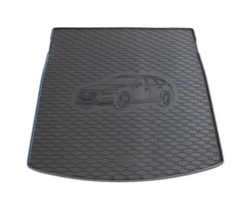 Vana do kufru gumová Mazda 6 Wagon (combi) od r.v. 2013 s logem auta