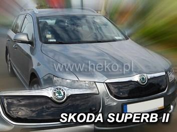 Zimní kryt chladiče Škoda Superb II Lim/Combi od r.v. 2008