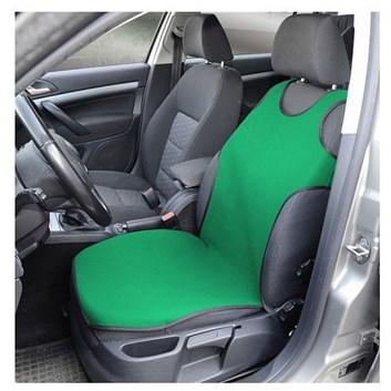 Potah na přední sedadlo Tričko zelené 1ks