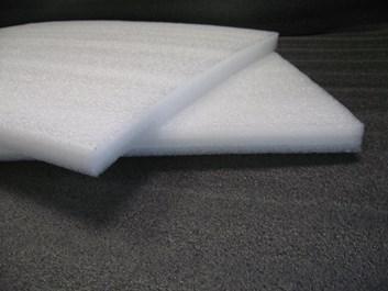 Protihluková a tepelná izolace - tloušťka 40mm 100x20cm