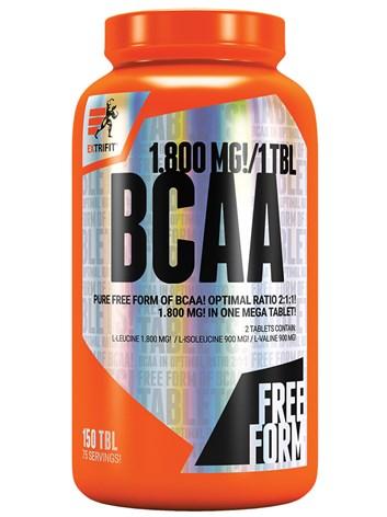 Extrifit BCAA 1800 mg 2:1:1 150 tbl
