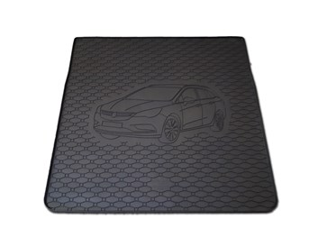 Vana do kufru gumová RIGUM Opel Astra K wagon/ combi 2015-