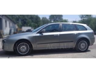 Ochranné boční lišty na dveře, Alfa Romeo 159, 2005->2011, combi, wagon