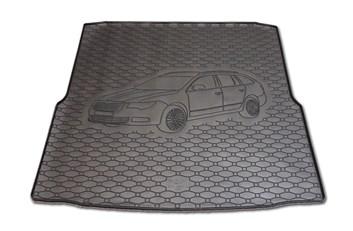 Vana do kufru gumová RIGUM Škoda Superb II Combi 2009-