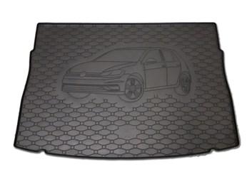 Vana do kufru gumová RIGUM Volkswagen Golf VII 2012- horní